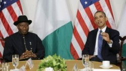 President Goodluck Jonathan and President Obama