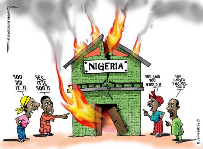 Cartoon by Mike Asukwo