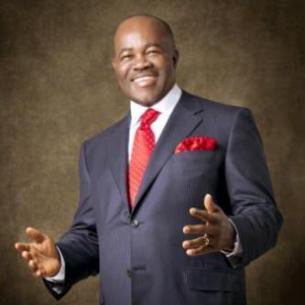 Governor Godswill Akpabio of Akwa Ibom State